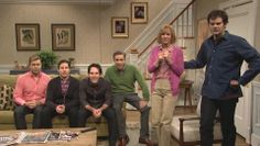 'SNL' finale turns into star-studded reunion with Samberg, Wiig, Hader and more