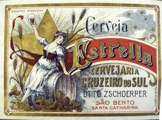 A História das Antigas Cervejarias: Cervejaria Zschoerper / Cruzeiro do Sul