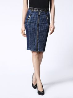 Diesel DE GENO Skirts: explore this product & the exclusive collection. Shop now on the official store!