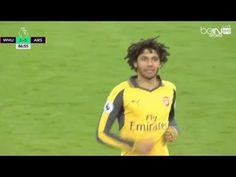 اهداف مباراة ارسنال ووستهام يونايتد 5-1 كاملة تعليق حفيظ دراجى ( 3-12-20...