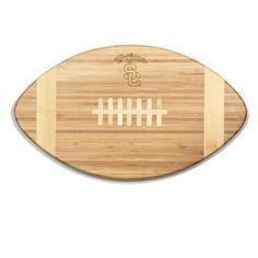 USC Trojans Southern Cal Football Wine & Cheese Cutting Board