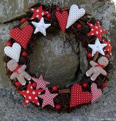 Текстильные игрушки для новогоднего венка (17) (660x687, 387Kb)