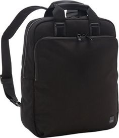 KNOMO London James Tote Backpack Black - via eBags.com!