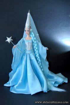 Barbie Fairy, Barbie I, Barbie Dream, Barbie World, Fairy Dolls, Barbie Style, Realistic Barbie, Doll Clothes Barbie, Blue Fairy