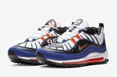 How to Buy the 'Thunder Blue' Air Max 98 Sneaker Freaker