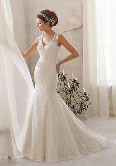 Blu by Madeline Gardner 5214 Wedding Dress - The Knot Also at Saturdays in muncie