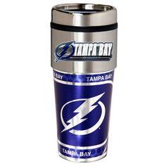 Tampa Bay Lightning Travel Mugs