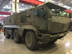 "Russia's military K63968 ""Typhoon-K"""