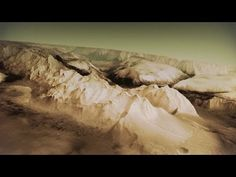 Mars Express: From the highest volcano to the deepest canyon, from impact craters to ancient river beds and lava flows, this showcase of images from ESA's Mars Express takes you on an unforgettable journey across the Red Planet. Mysterious Universe, World University, 3d Video, Videos, Red Planet, Space Invaders, Lava Flow, Beautiful Mind, Deep Space