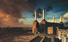 Pink Floyd, Animals  Storm Thorgerson/Hipgnosis
