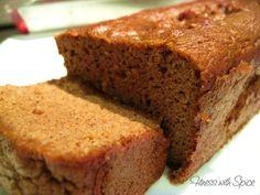 Fitness with Spice: Paleo Pumpkin Bread