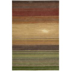 Free Shipping when you buy Nourison Contour Harvest Rug at Wayfair - Great Deals on all Decor products with the best selection to choose from!