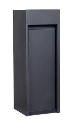 Colum (Boîtes aux lettres design) Tall Cabinet Storage, Locker Storage, Modern Mailbox, Boundary Walls, Filing Cabinet, Signage, Garden Design, Interior, Mail Boxes