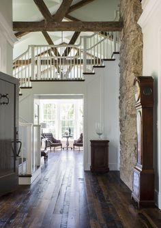 American Farmhouse Interior