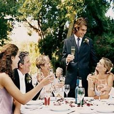 How give a great wedding speech