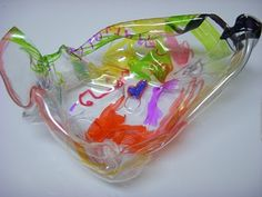 ARTASTIC! Miss Oetken's Artists: Chihuly 'Glass' BOWLS and Forms!