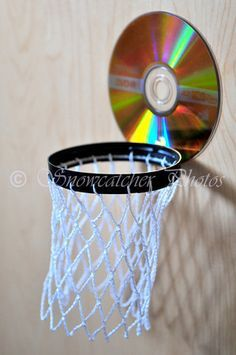 crochet paperwad basketball goal
