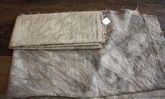 nightwood - smoke dyed linen