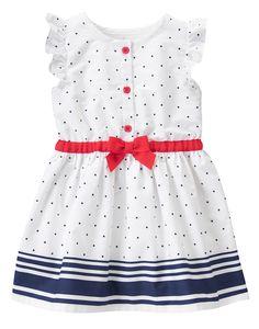 Polka Dot Dress at Gymboree