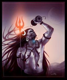 Rudra 2 by swarooproy.deviantart.com on @DeviantArt