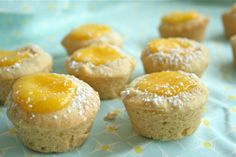 Edna's Lemon Curd Teacake by makeitperfect. A Thermomix ® recipe in the categor… Edna's Lemon Curd Teacake by makeitperfect. A Thermomix ® recipe in the category Baking – sweet on www.recipecommuni…, the Thermomix ®. Mini Muffins, Lemon Desserts, Dessert Recipes, Cookie Recipes, Donuts, Lemon Curd Filling, Butter Tarts, Curd Recipe, Thermomix Desserts
