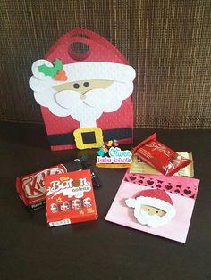 Kit surpresa Papai Noel by Oliver Festas Infantis