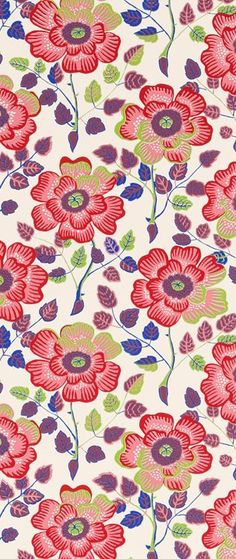 Discover Svenskt Tenns patterned wallpaper with decorative, botanic motifs and natur inspired wallpaper prints by Josef Frank and Estrid Ericson. Wallpaper Samples, Wallpaper Online, Of Wallpaper, Pattern Wallpaper, Josef Frank, Paper Background, Cozy House, Beautiful Patterns, Wall Design