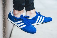 adidas Originals Releases the Dragon in Royal Blue