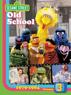 Sesame Street: Old School Volume 3 Review