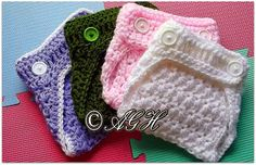 Every baby has and needs little diaper covers for their little bumbums! All of these are so cute and freeeeee! I love star stitch! This Star Stitch diaper cover by AG Handmades is so cute! The diaper cover in this Curling Baby Set pattern almost looks cabled! I love it! These Baby Soakers are so fast and so easy! I love …