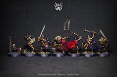 Sepulchral Guard - Warhammer Underworlds: Shadespire