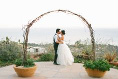 Photography: Laura Goldenberger - www.LauraGoldenberger.com  Read More: http://www.stylemepretty.com/2014/01/10/malibu-wedding-at-rancho-del-cielo/