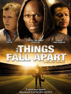 Her Sey Parcalaniyor Things Fall Apart 2011 Brrip Film Afis Movie Poster Picture