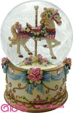 #bolasdenievemusicales #bolasdeaguamusicales Bola de nieve musical Destiny - Bolas de agua www.disy.es