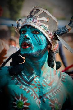 man at Camel Fair in Pushkar, India (iseo58)