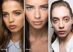 Spring/ Summer 2017 Makeup Trends: Cool Highlight on the Inner Eye Corner