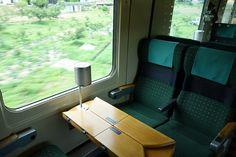 這麼漂亮的列車,不搭嗎?