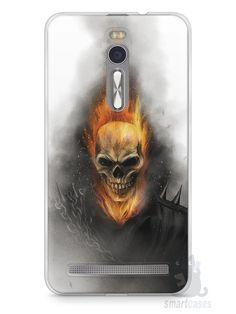 Capa Zenfone 2 Motoqueiro Fantasma - SmartCases - Acessórios para celulares e tablets :)