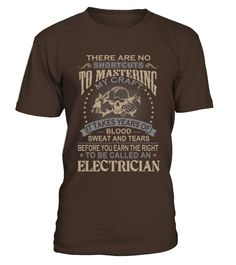 Electrician   It takes years of blood sweat   Check out this shirt or mug by clicking the image, have fun :) Please tag, repin & share with your friends who would love it. #electricianmug, #electricianquotes #electrician #hoodie #ideas #image #photo #shirt #tshirt #sweatshirt #tee #gift