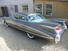Cadillac : Fleetwood 4-door 1959 Cadillac Fleetwoo - http://www.legendaryfinds.com/cadillac-fleetwood-4-door-1959-cadillac-fleetwoo/