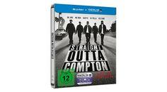 [Angebot]  Straight Outta Compton: Limited Steelbook [Blu-ray] [Limited Edition] für 1216