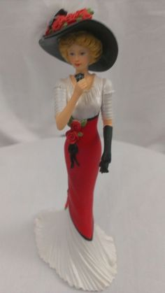 78A/ Hamilton Collection A Timeless Pause with Coca-Cola Figurine # 2187A