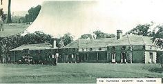 The Muthaiga Country Club Nairobi 1960.... I remember going here with my parents in the 1950's.