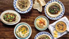 For Israeli-Born Chef, Hummus And 'Tehina' Are A Bridge To Home : The Salt : NPR