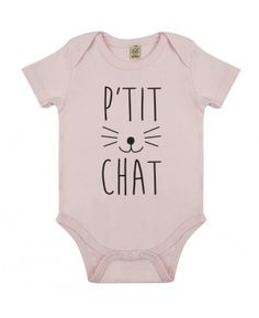 Body Bebe Ptit Chat Blanc by Bebe TSHIRT Bebe T Shirt, Baby Coming, Flower Shape, Tee Shirts, Cute Babies, Girl Outfits, Baby Boy, Monsieur Tshirt, Baby Shower