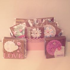 Handmade cards by Maison Boutique for sale in Sweet Retreat
