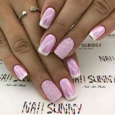 Nail art is a very popular trend these days and every woman you meet seems to have beautiful nails. It used to be that women would just go get a manicure or pedicure to get their nails trimmed and shaped with just a few coats of plain nail polish. Best Nail Art Designs, Beautiful Nail Designs, Beautiful Nail Art, Gorgeous Nails, Pretty Nails, Nail Tip Designs, French Manicure Designs, Fingernail Designs, Perfect Nails
