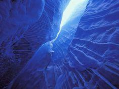 Spencer Glacier, AK