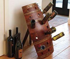 Oltre 25 fantastiche idee riguardo portabottiglie per vino for Portabottiglie vino fai da te