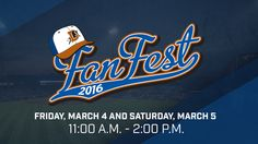 With Durham Bulls Opening Day 49 days away, the team's annual Fan Fest will kick off the 2016 campaign at Durham Bulls Athletic Park on Friday, March 4 and Saturday, March 5 from 11 a.m. to 2 p.m. each day. Fans can take batting practice and play catch on the field, and get autographs and take pictures with Wool E. Bull!